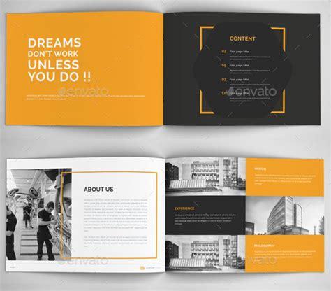 awesome company profile design templates web