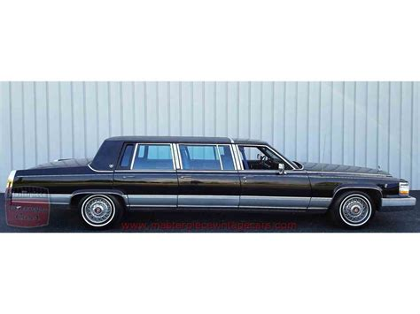 Classic Car Limo Service by 1991 Cadillac Limousine For Sale Classiccars Cc 984676