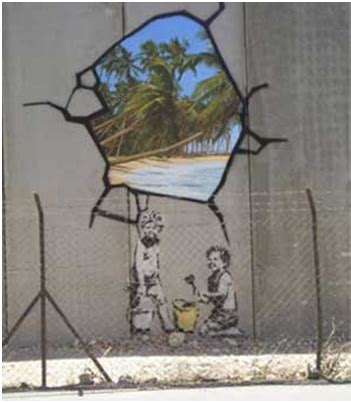 Banksy Graffiti Art Quotes