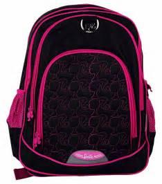 Black School Bag