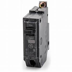 Ge Industrial - Thqb1130 - 30a - Bolt In - 1 Pole