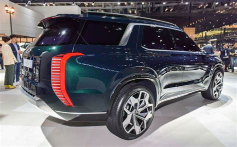2020 Hyundai Palisade Release Date by 2020 Hyundai Palisade Suv Reviews Release Date Specs