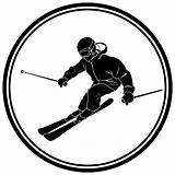 Clipart Skiing Activity Transparent Webstockreview sketch template