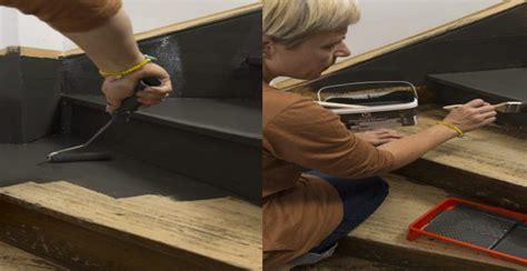 v33 r駭ovation meubles cuisine comment peindre escaliers bois technique 7 etapes 620x320 jpg