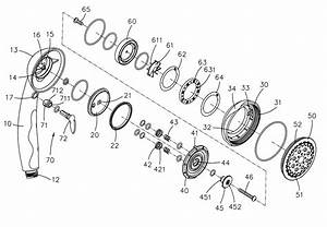 Patent Us7303151 - Shower Head Assembly