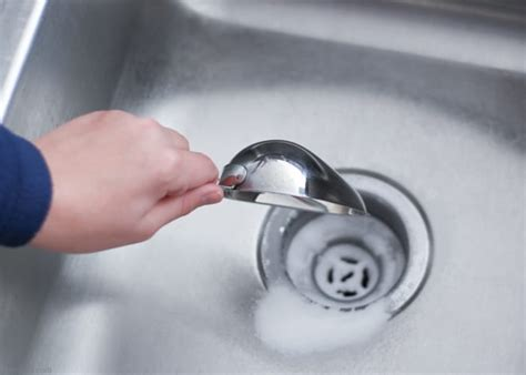 how to naturally clean a clogged drain the definitive