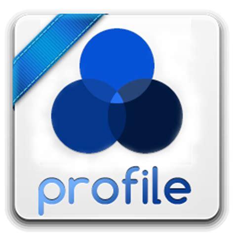 Profile Icon Photoshop Filetypes Iconset Trayse