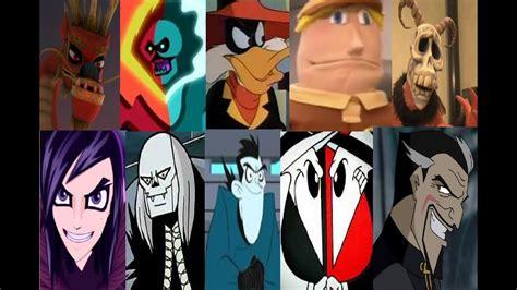 defeats   favorite cartoon villains par  youtube