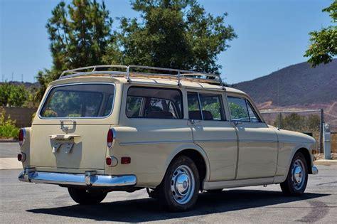 reserve  volvo amazon  station wagon
