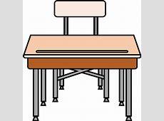 Desk And Chair Clip Art ClipArt Best