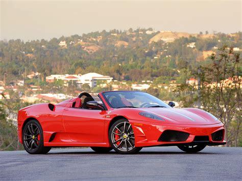 The Best Car Ferrari Scuderia Spider 16m (2009
