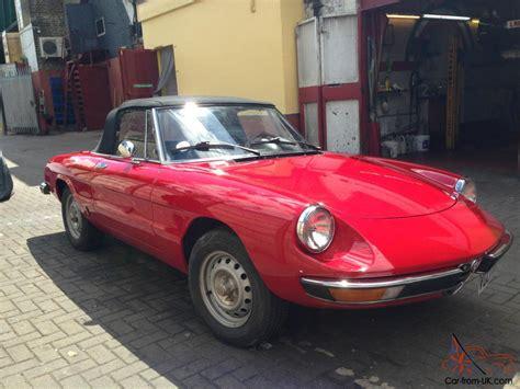 1980 Alfa Romeo Spider by 1980 Alfa Romeo Spider 2 0 Limited Edition