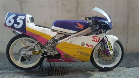 for sale honda rs 125 gp nf4 ex world chinship race bikes eur 8000 race bike mart