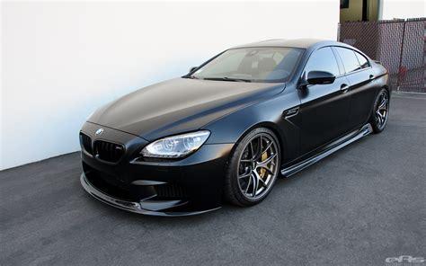 f13 black white black frozen black bmw m6 gran coupe is breathtaking autoevolution
