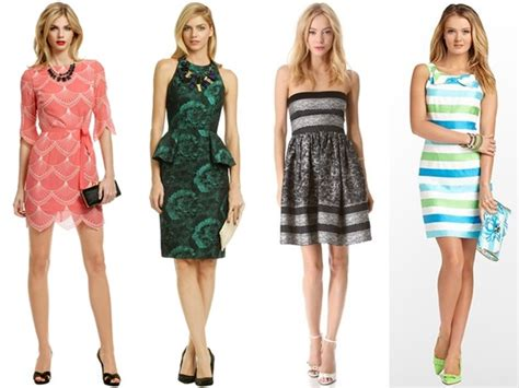 Wedding Guest Attire What to Wear to a Wedding (Part 2) | Gorgeautiful.com