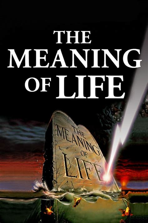 The Meaning Of Life (1983)  Posters — The Movie Database