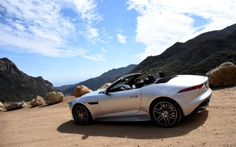 It's Good To Be Bad In A Jaguar F-type R Convertible