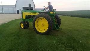 1959 John Deere 730 Row Crop Gas Roll-o-matic