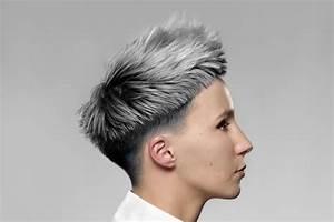 Coupe Homme Cheveux Gris : coupe de cheveux gris 2017 ~ Melissatoandfro.com Idées de Décoration