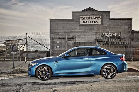 2018 bmw m2 review ratings specs prices and photos the car connection