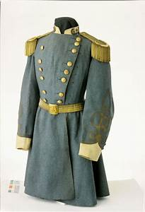 General Pierre G. T. Beauregard's Uniform.jpg | Civil War ...