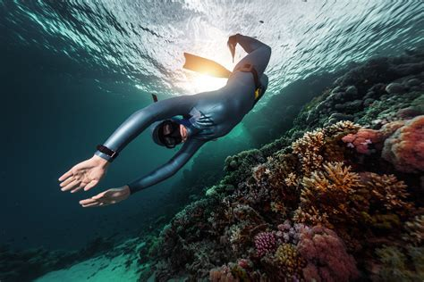 a guide to buying your first freediving wetsuit