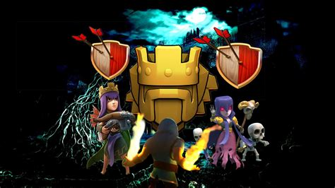 Clash Of Clans Wallpapers Images Of Coc Wallpaper Full Hd Pics Desktop Picturez With Cartoon High Quality For Mobile