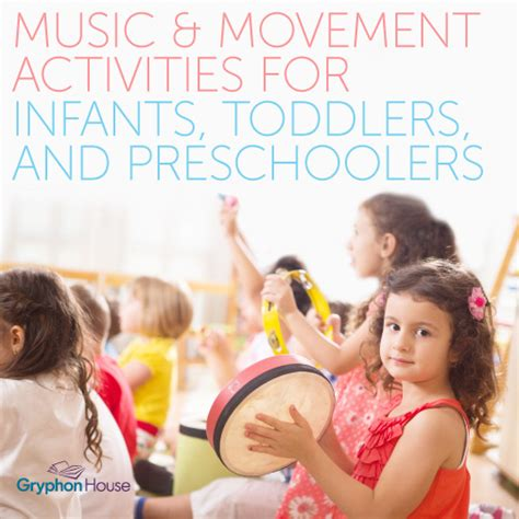 amp movement activities for preschoolers 724 | Music infants TT