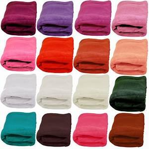 Microfaser Decke Waschen : microfaser decke 200x150cm kuscheldecke wohndecke tagesdecke soft sofadecke ebay ~ Orissabook.com Haus und Dekorationen