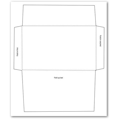 envelope templates  microsoft word