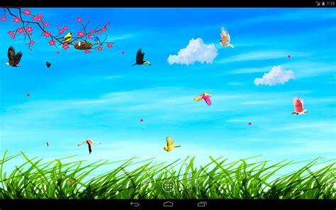beragam aplikasi tema animasi bergerak hp android