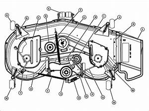 32 John Deere La175 Belt Diagram