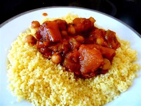 cuisine pois chiche recettes de couscous et pois chiche