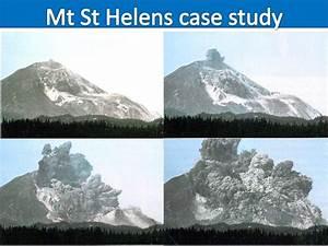Mt St Helens case study