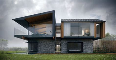 modern small houses architecture ideas