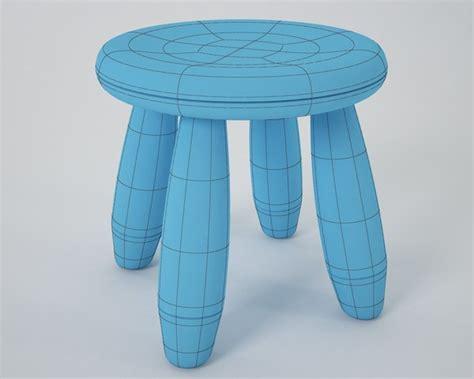 Mammut Stool - mammut stool 3d max