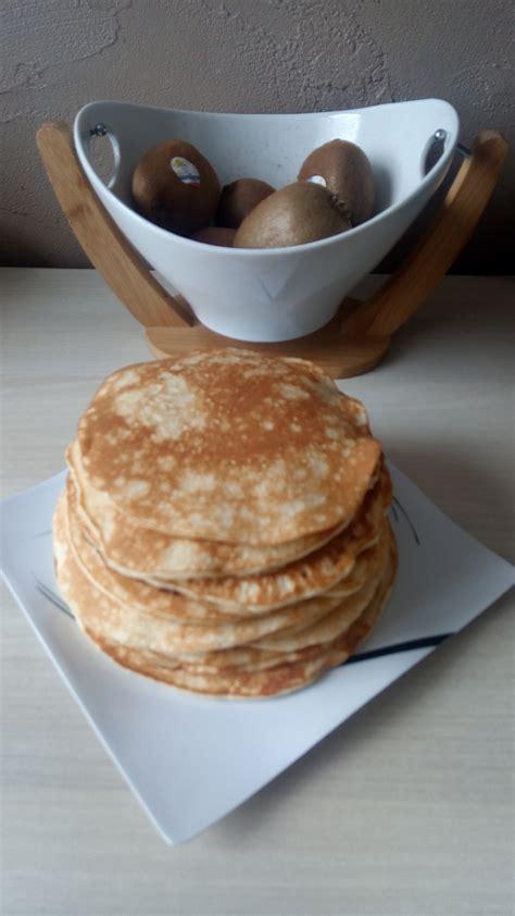 pancakes hervé cuisine recette pancakes très moelleux facile et rapide