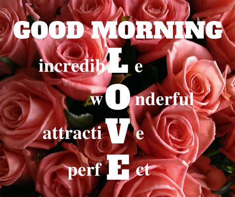 good morning love quotes   give  words