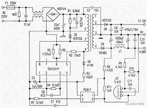 Dvd Player Power Circuit - Audio Circuit