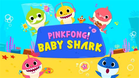app trailer pinkfong baby shark youtube