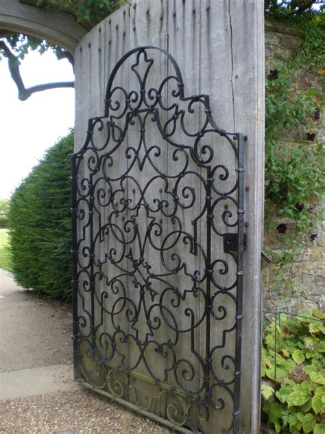 wooden gate by gardendesign on deviantart