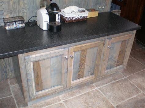 meuble de cuisine independant meuble de cuisine independant en bois idées de