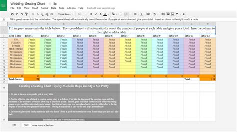 wedding list spreadsheet db excelcom