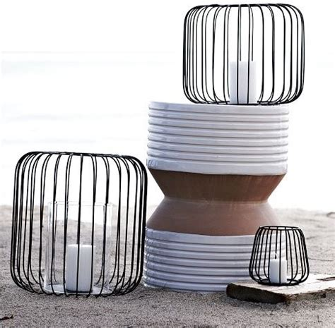 wire lanterns contemporary outdoor wall lights and