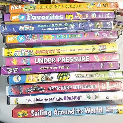 lot of 5 nick jr backpack land before time blue s clues pc cd rom 7 50 picclick