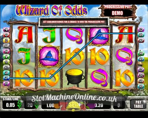 Wizard Of Odds Slot Machine  Free Play Slots Games @ Sky