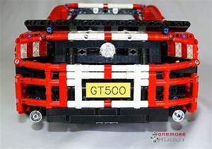 Lego Technic Mustang : lego moc 1181 ford mustang shelby gt500 manual technic ~ Kayakingforconservation.com Haus und Dekorationen
