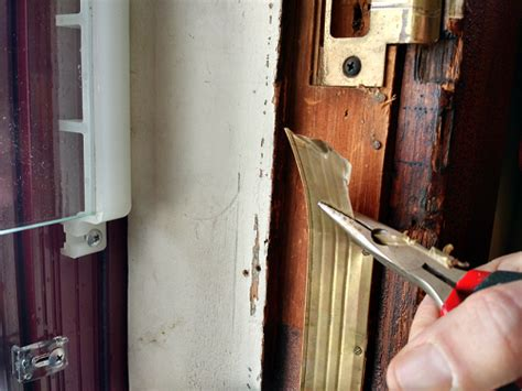 How To Install Bronze Weatherstripping
