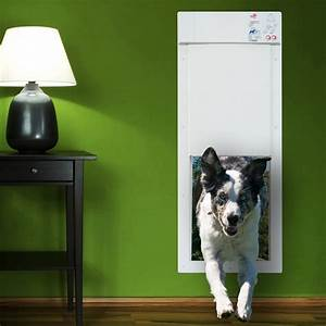 Power pet doors on sale here dog doors cat doors pet for Dog doors for sale