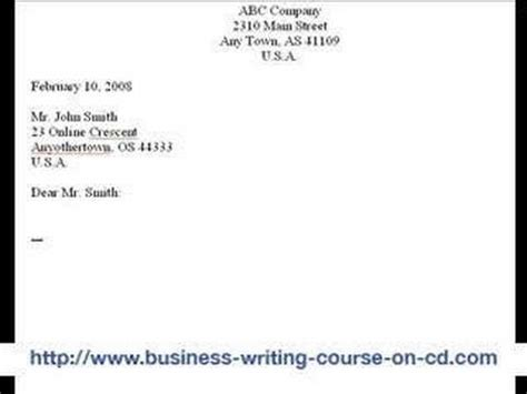 proper way to list your degree on a resume how to write a business letter the 8 parts